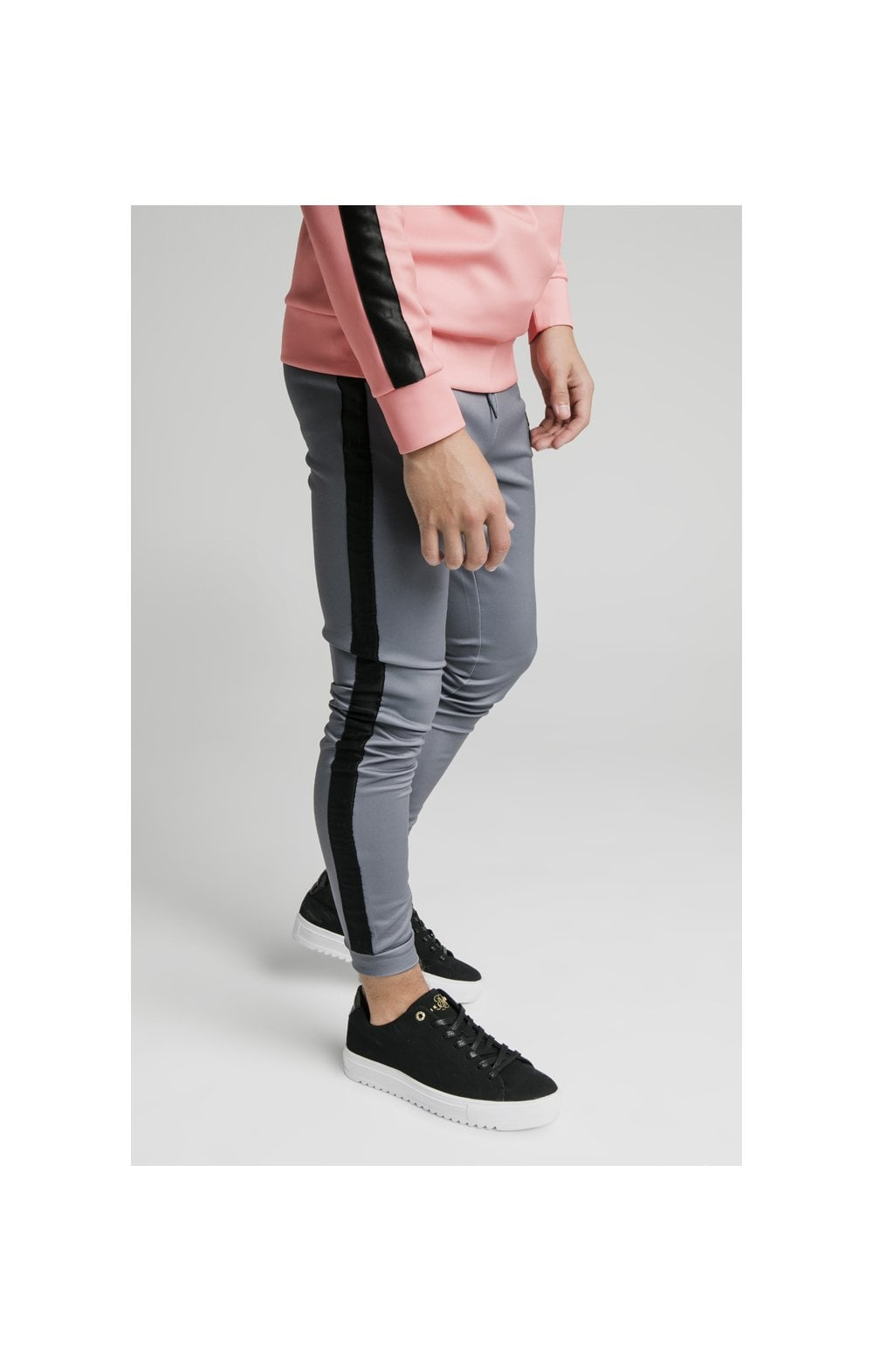 Load image into Gallery viewer, Illusive London Athlete Pants - Grey (2)