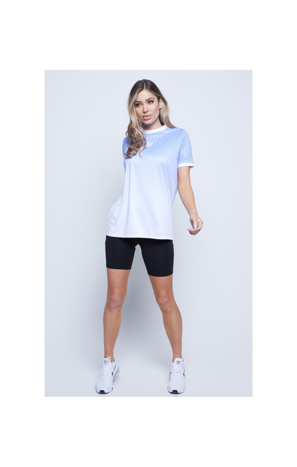 Load image into Gallery viewer, SikSilk Fade Baseball T-Shirt - Multi (2)