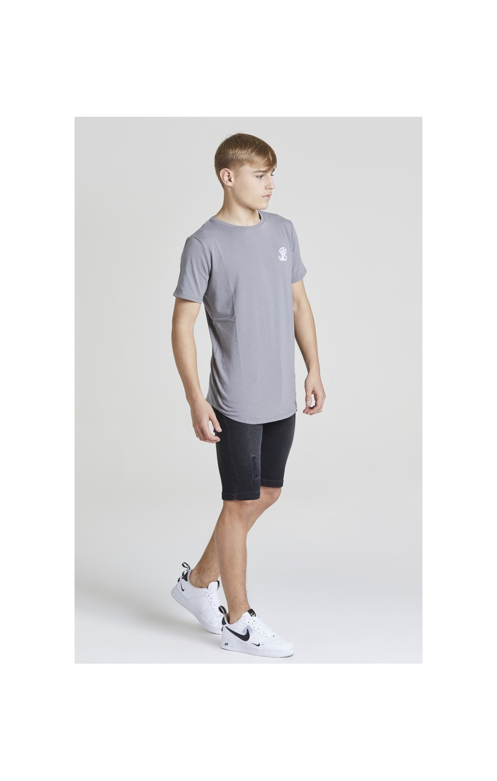 Illusive London S/S Core Tee - Grey (3)