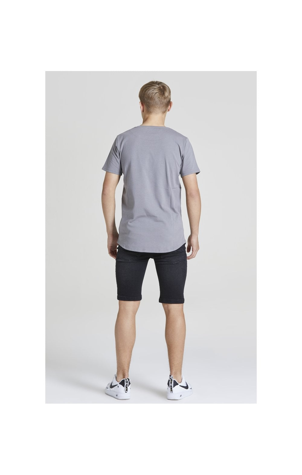 Illusive London S/S Core Tee - Grey (4)
