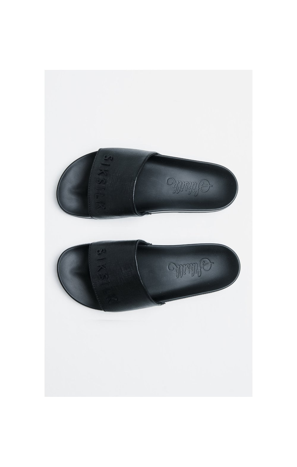 SikSilk Roma Slides – Black (3)