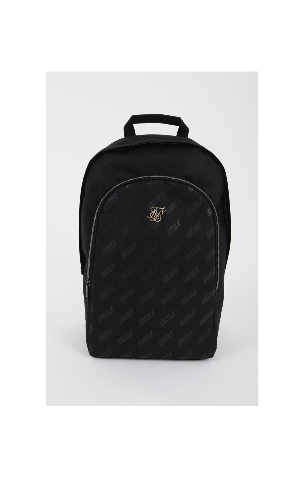 SikSilk Diagonal Repeat Backpack - Black