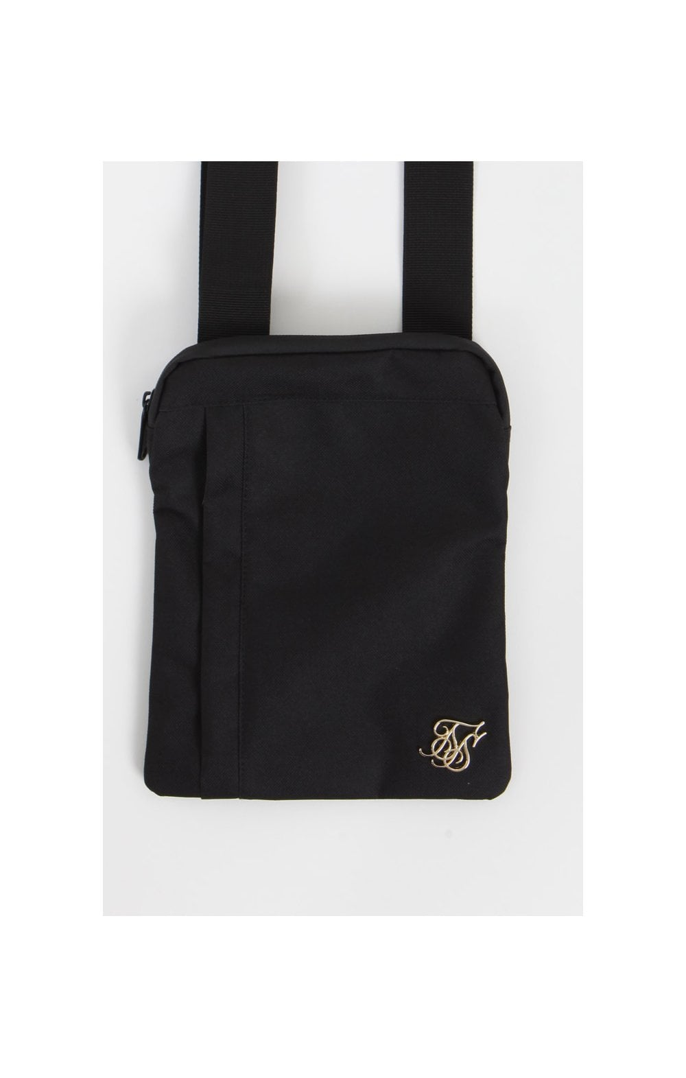 Load image into Gallery viewer, SikSilk Flight Bag - Black & Gold (1)