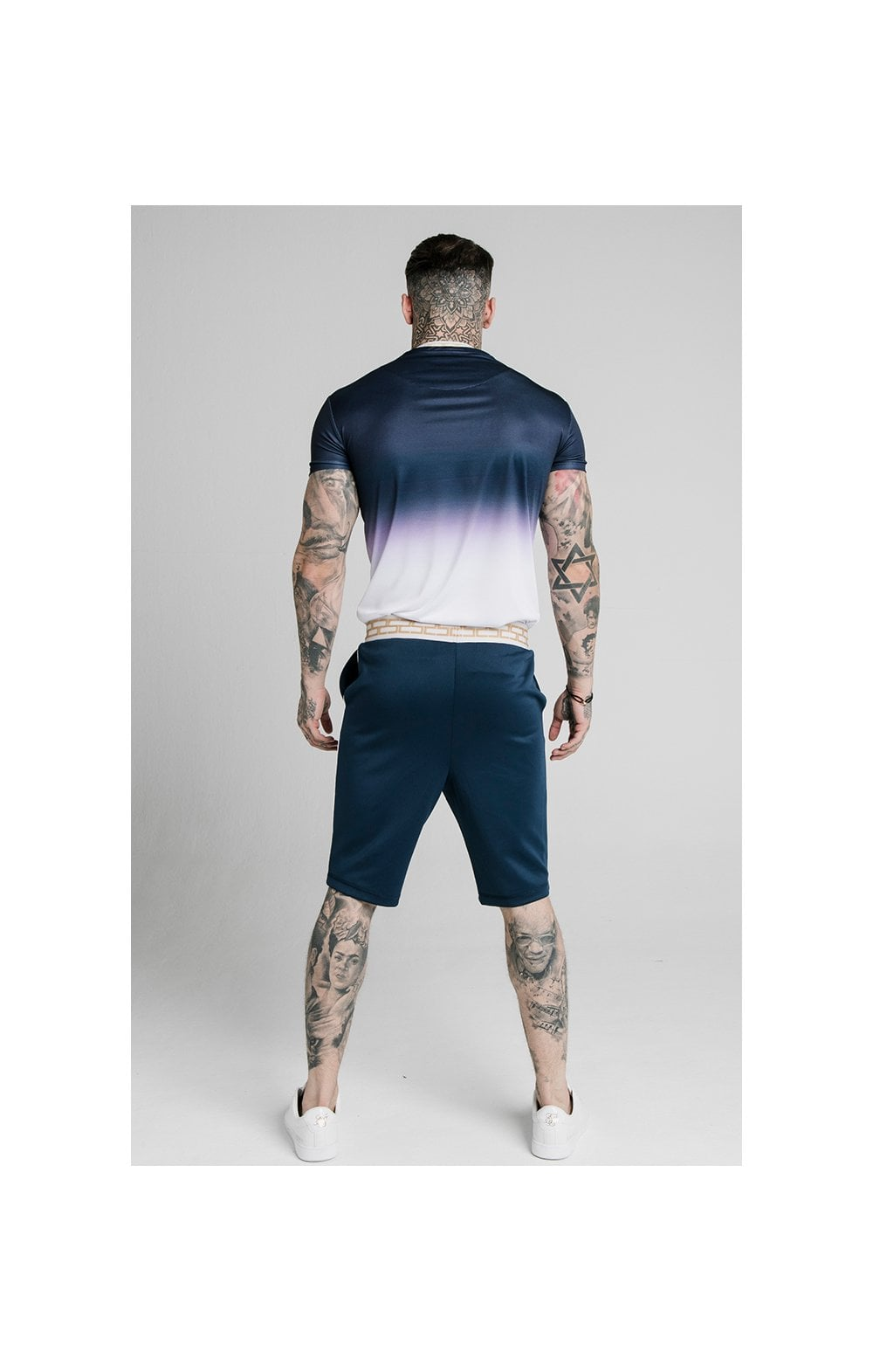 Load image into Gallery viewer, SikSilk Scope Agility Shorts - Navy (3)