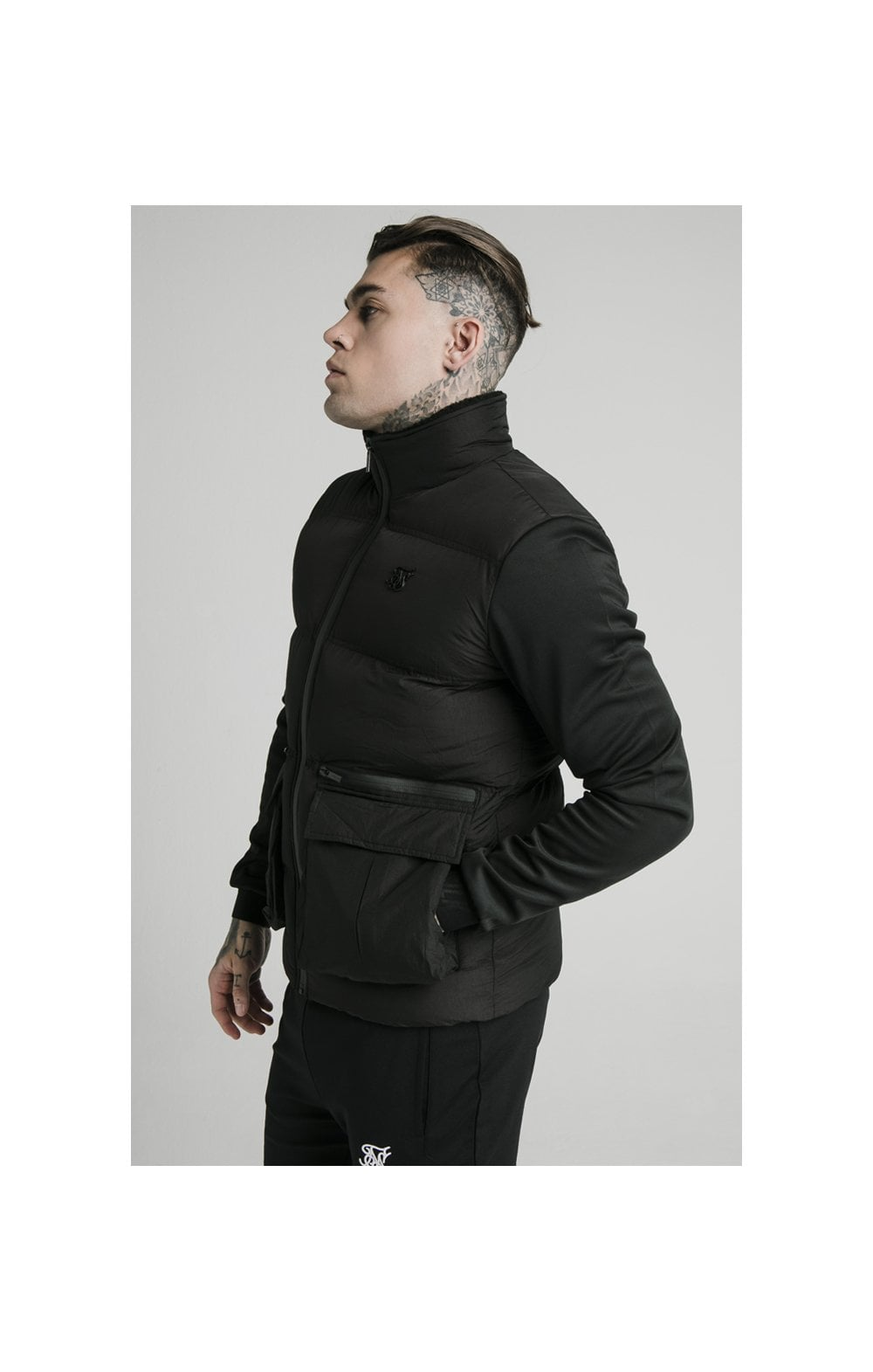 SikSilk Neo Instinct - Black
