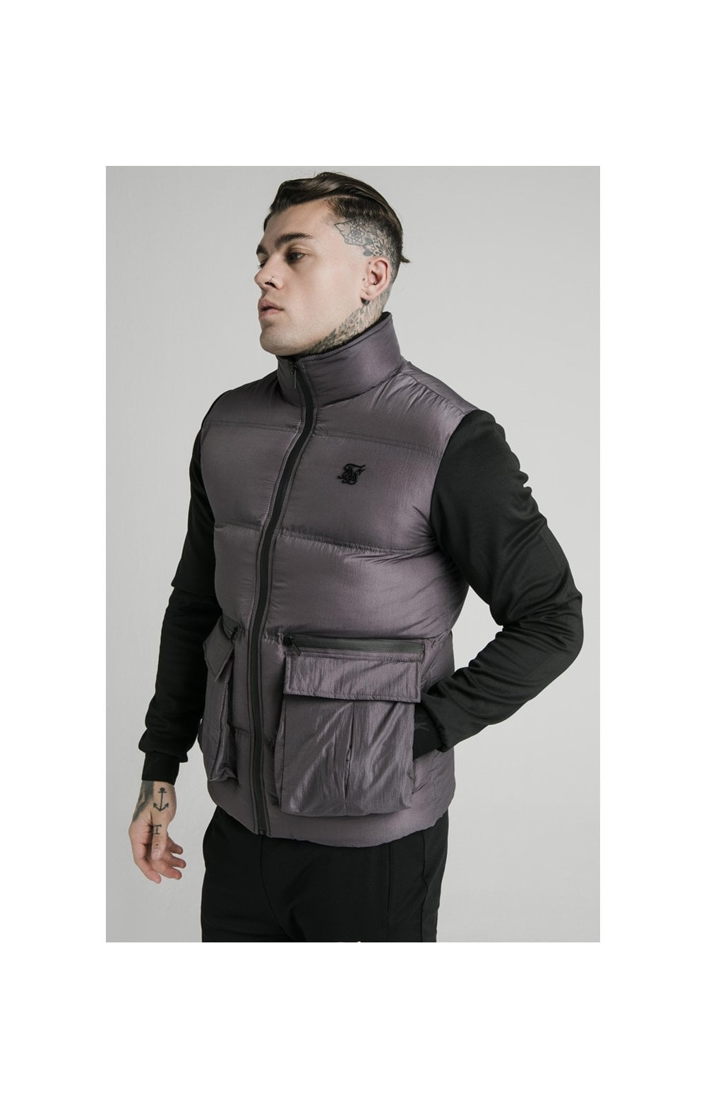 SikSilk Neo Instinct - Dark Grey