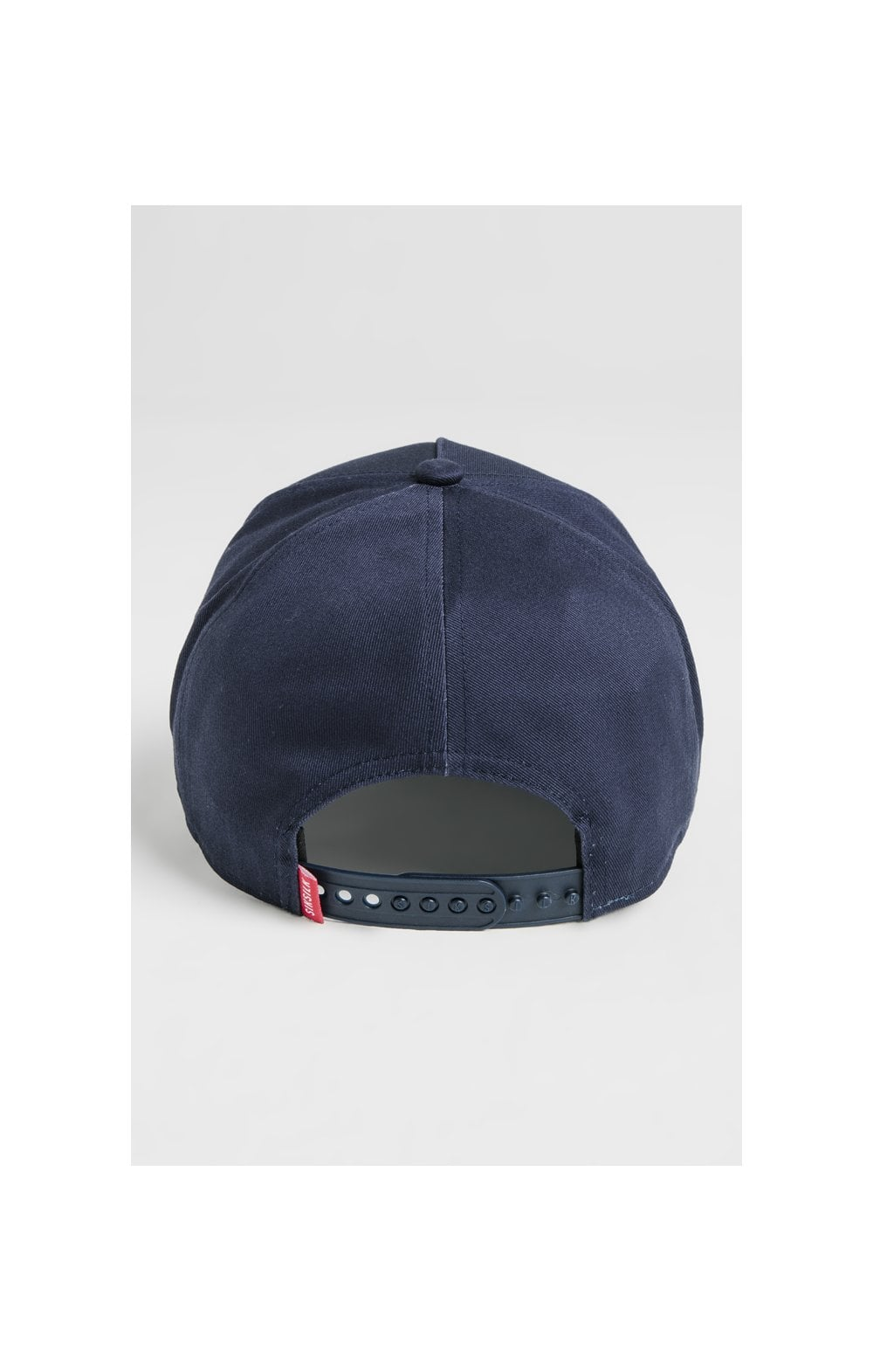 SikSilk Patch Full Trucker - Navy (5)