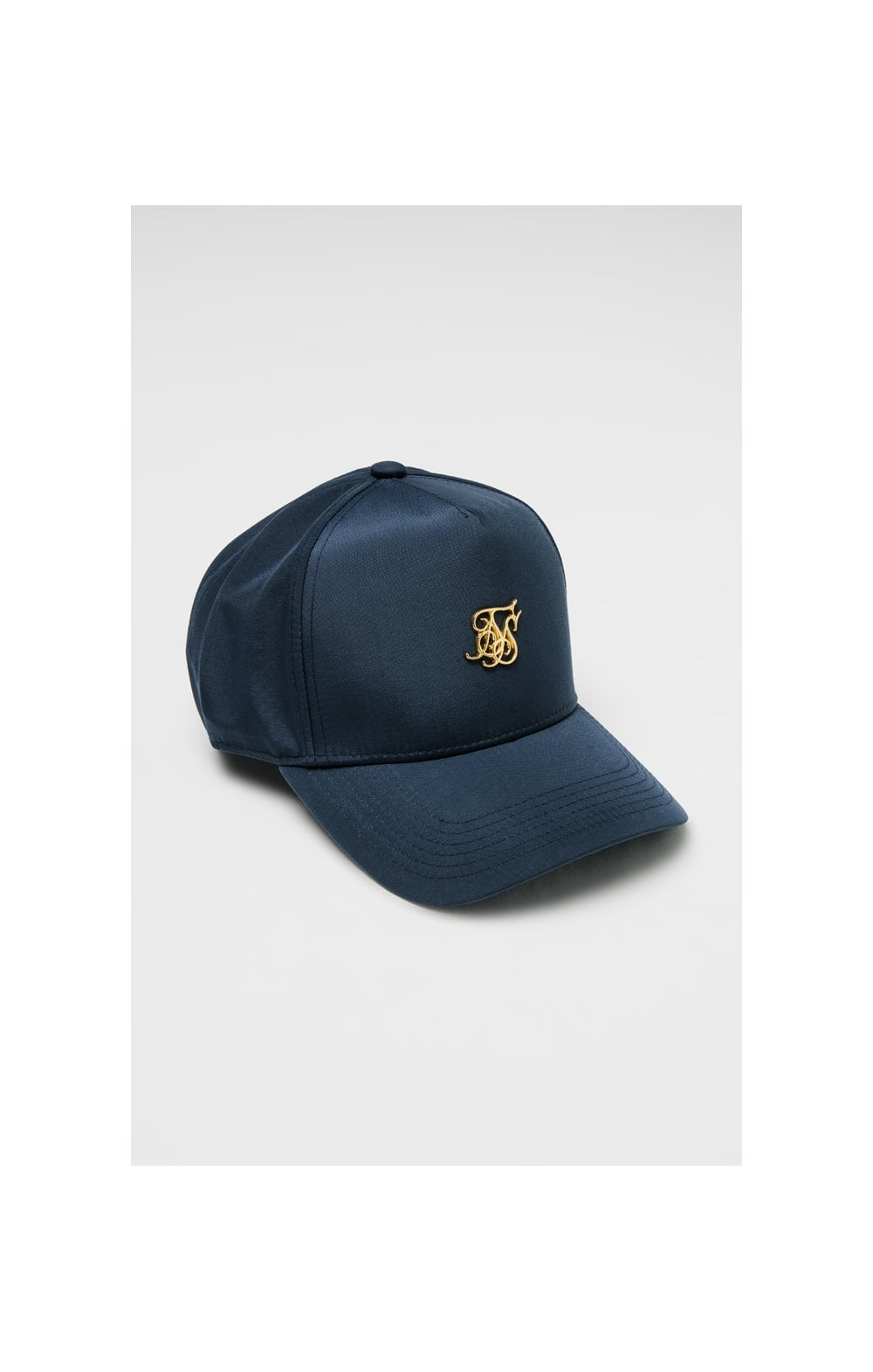 SikSilk Full Trucker - Navy