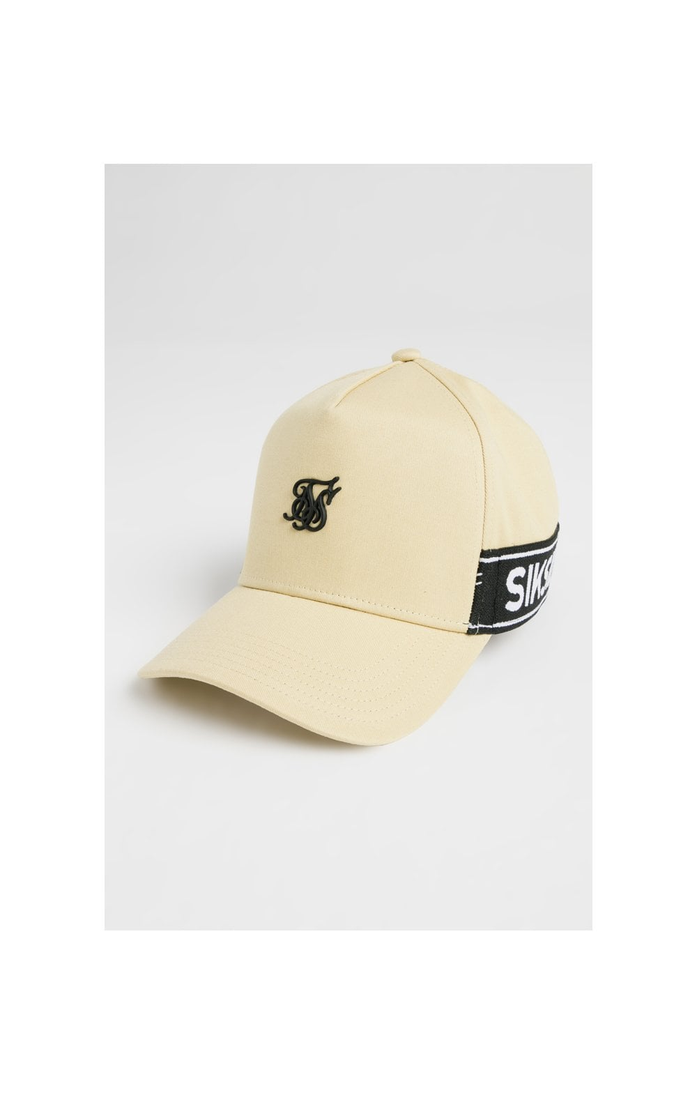 Load image into Gallery viewer, SikSilk Stretch Fit Full Trucker - Mustard