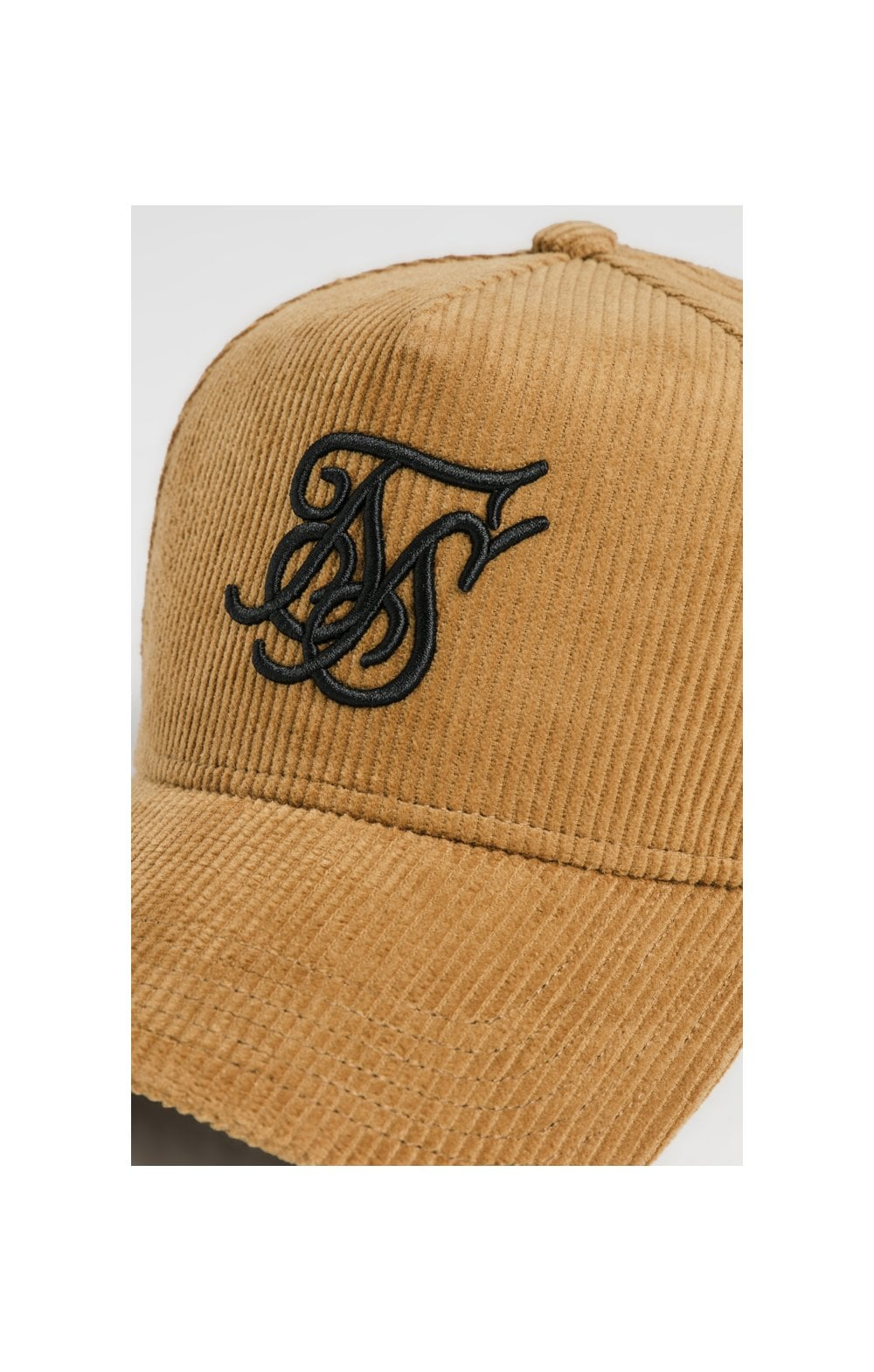 Load image into Gallery viewer, SikSilk Corduroy Full Trucker - Mustard (1)