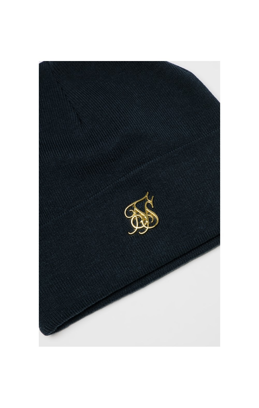 Load image into Gallery viewer, SikSilk Beanie - Navy (1)