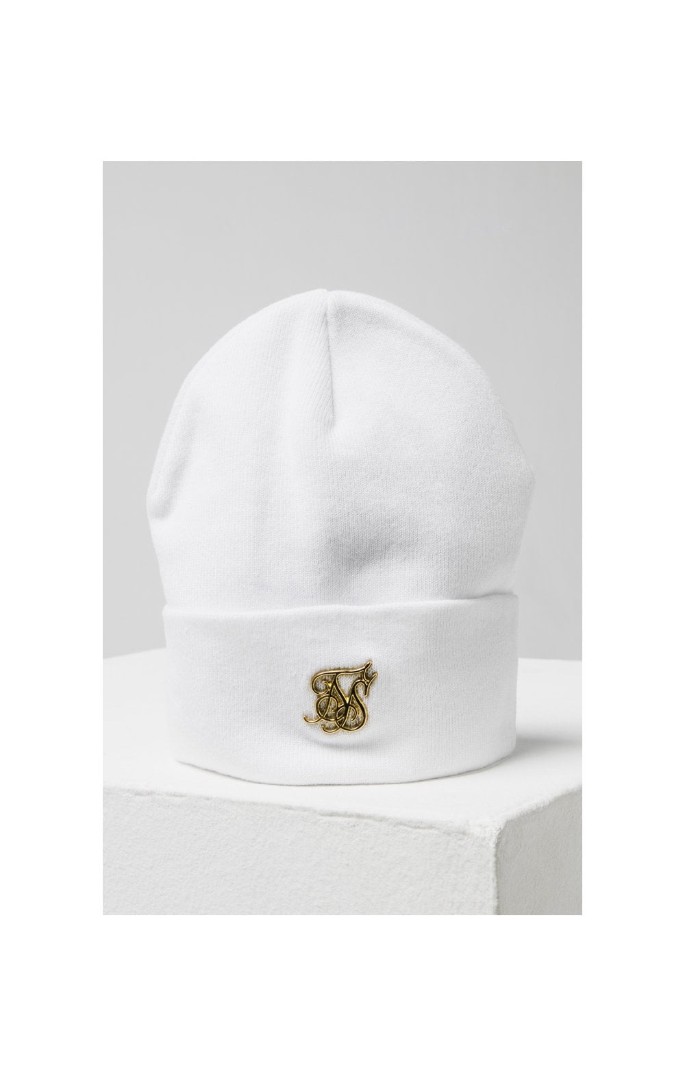 Load image into Gallery viewer, SikSilk Beanie - White (1)