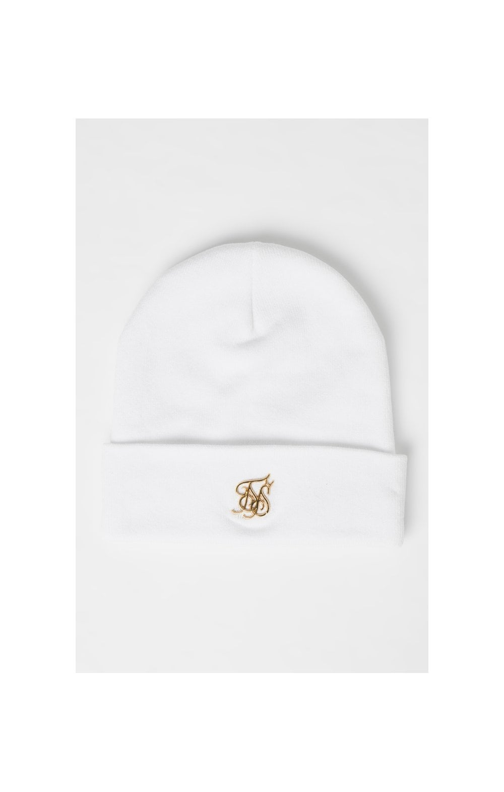 Load image into Gallery viewer, SikSilk Beanie - White (2)