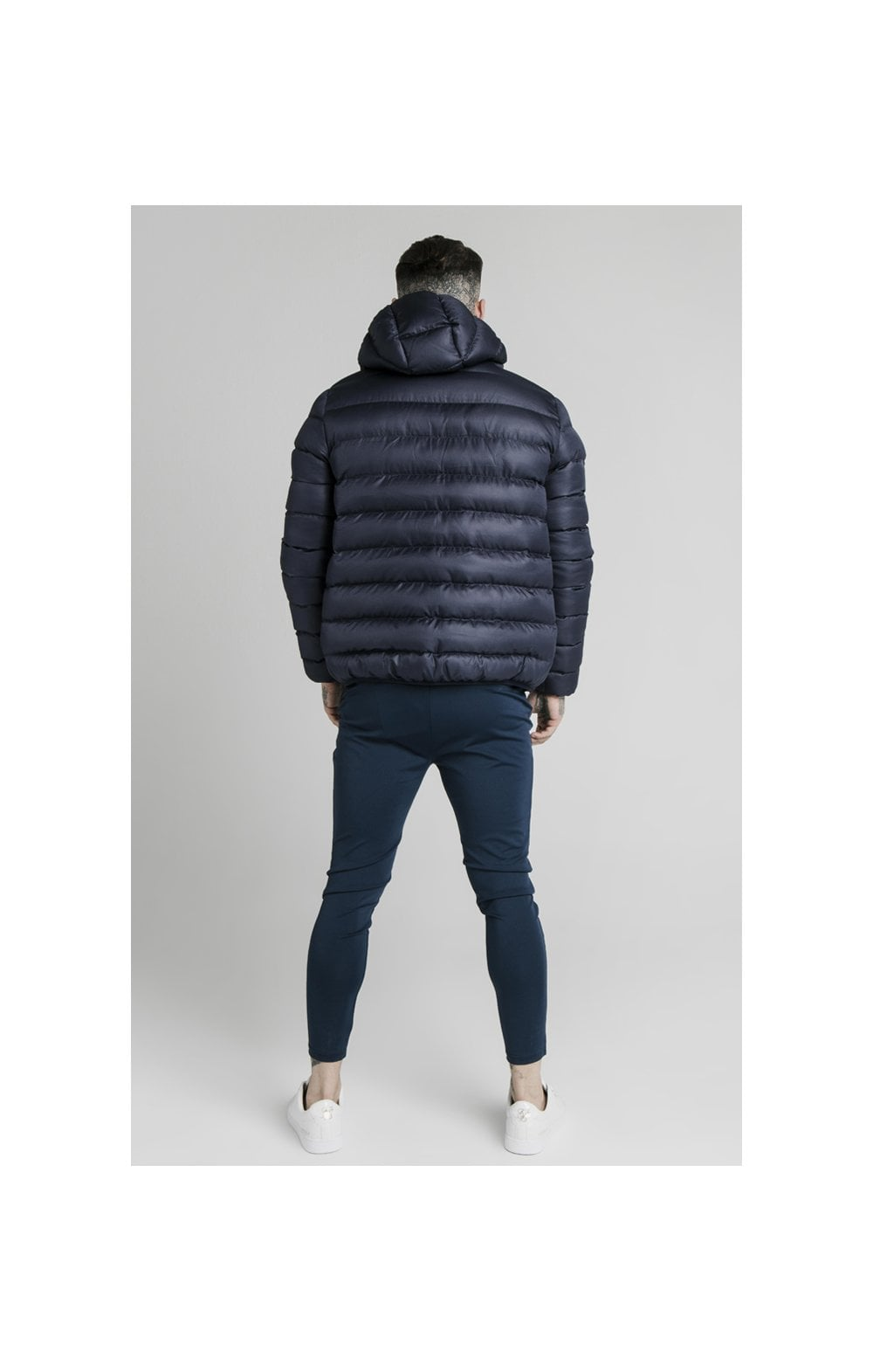 Load image into Gallery viewer, SikSilk Atmosphere Jacket - Navy (4)