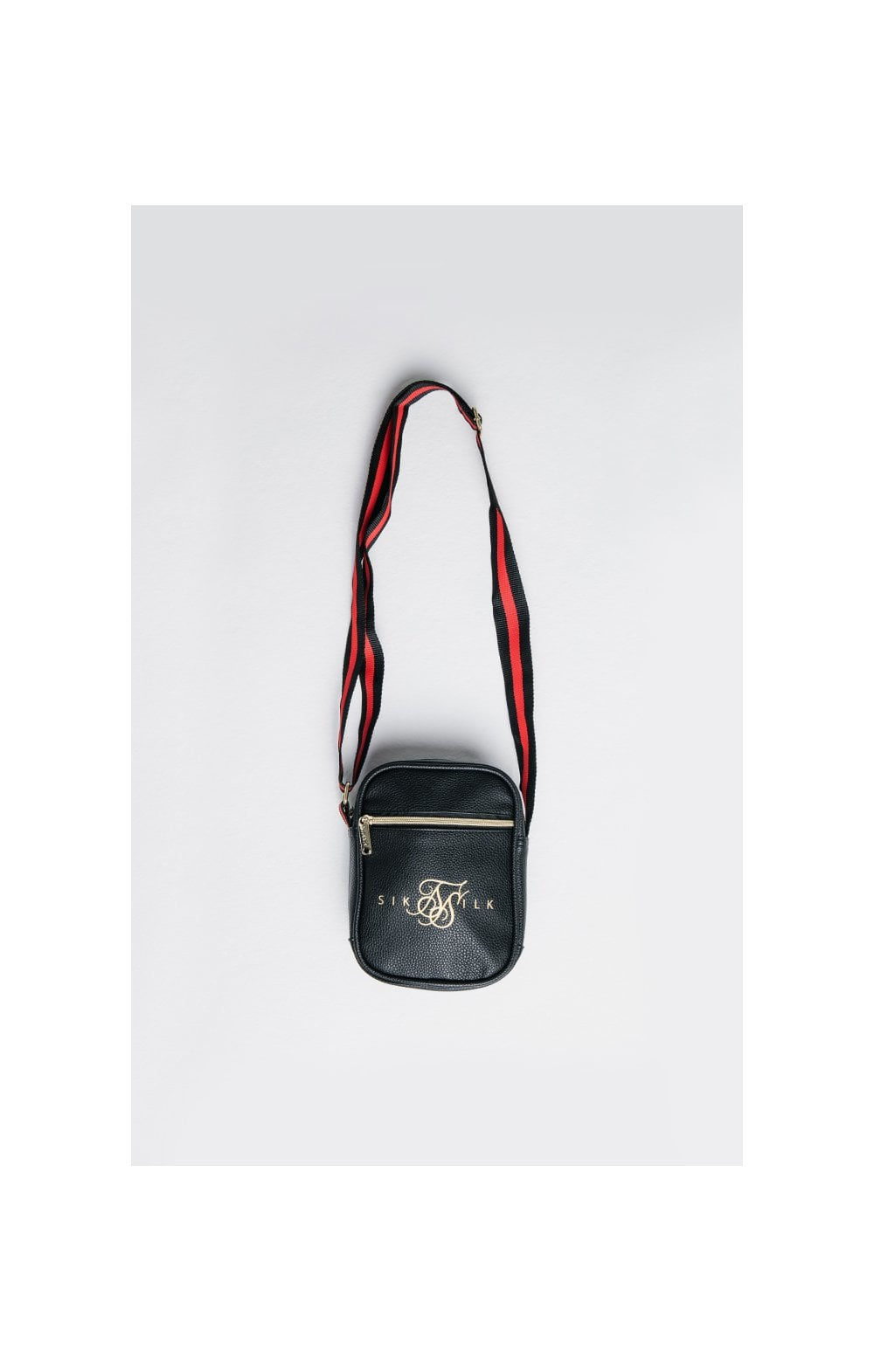 Load image into Gallery viewer, SikSilk Cross Body Bag - Black (4)