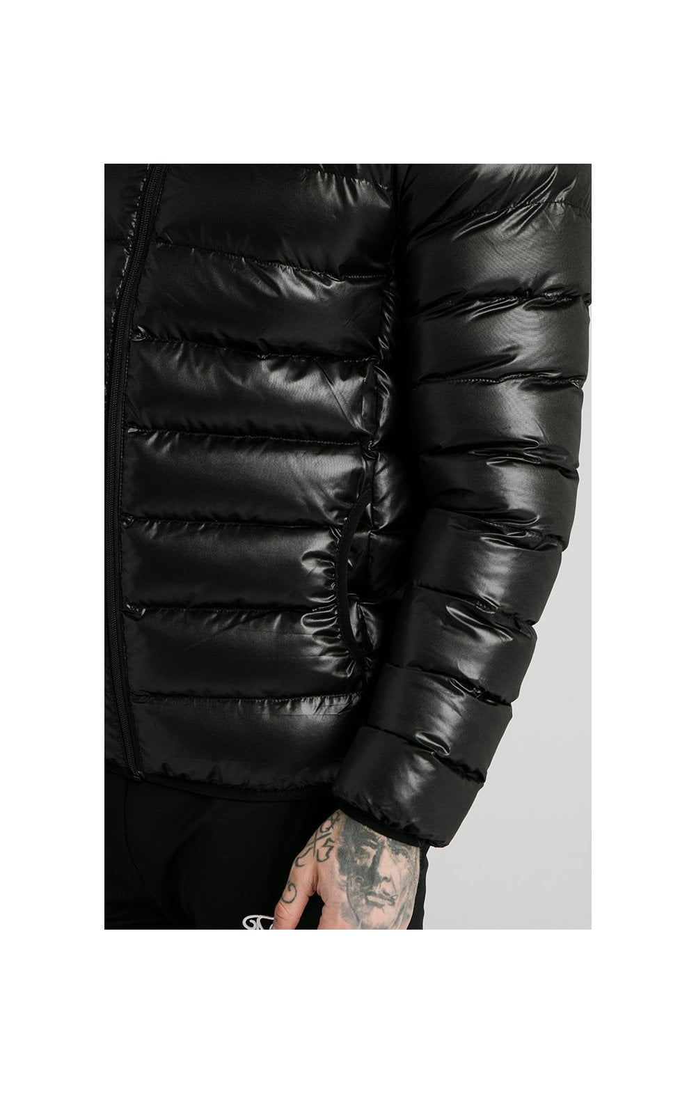 Load image into Gallery viewer, SikSilk Atmosphere Jacket - Black (5)