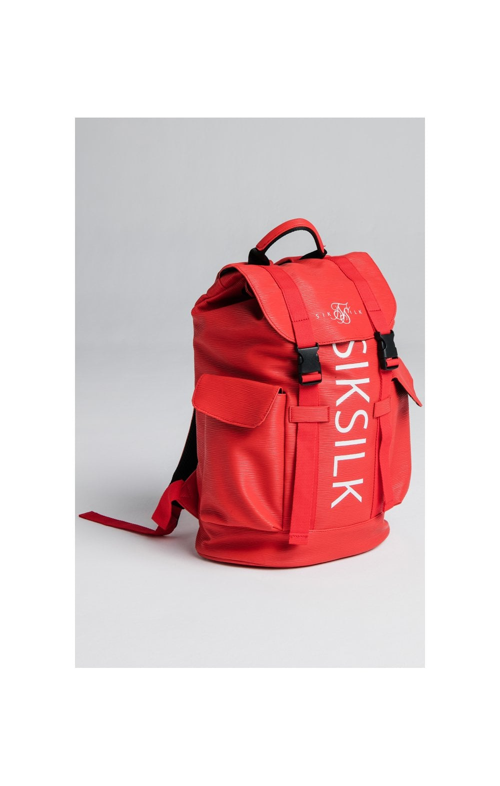 SikSilk Elite Backpack- Red (3)