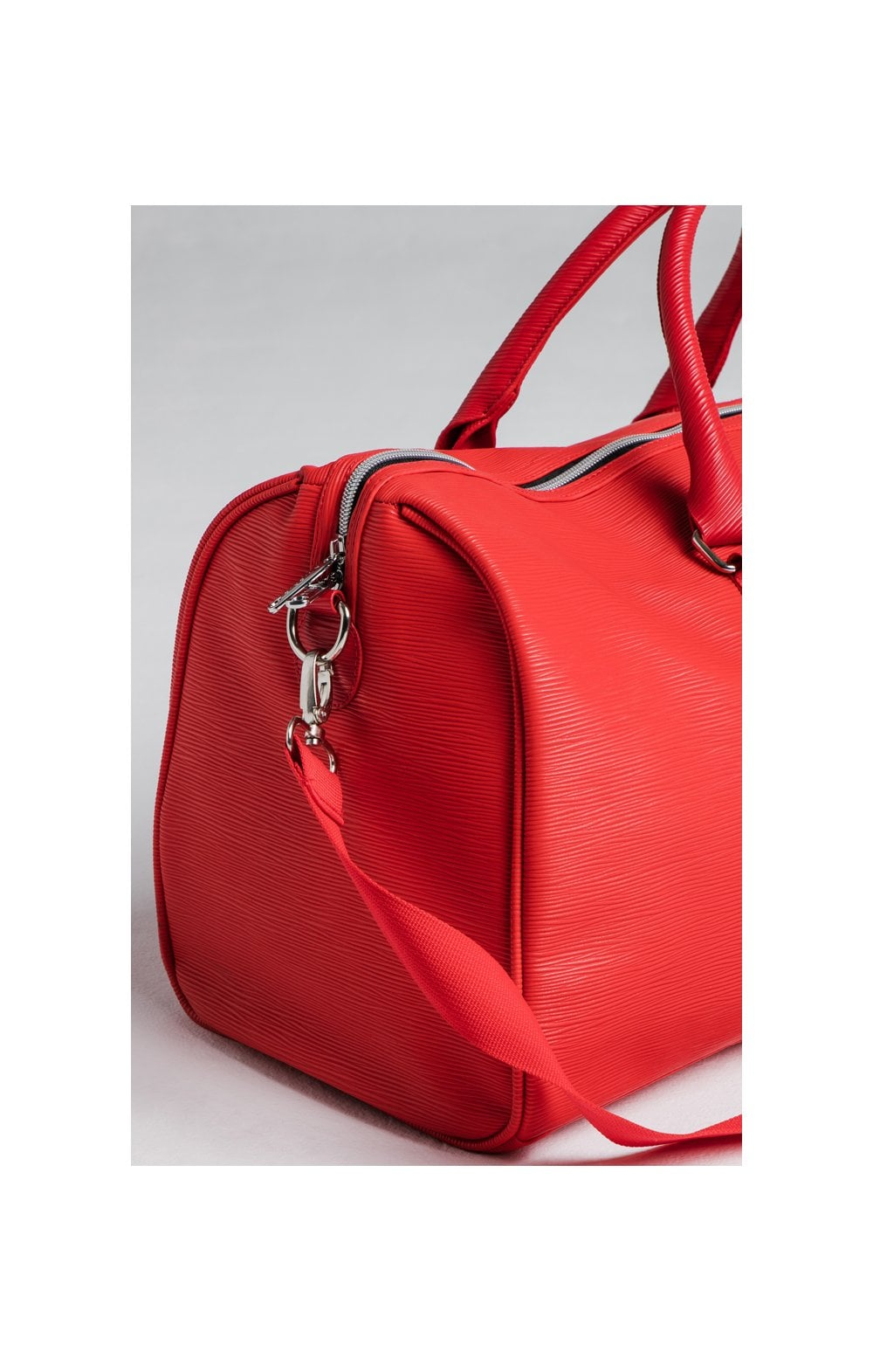Load image into Gallery viewer, SikSilk Elite Holdall – Red (5)