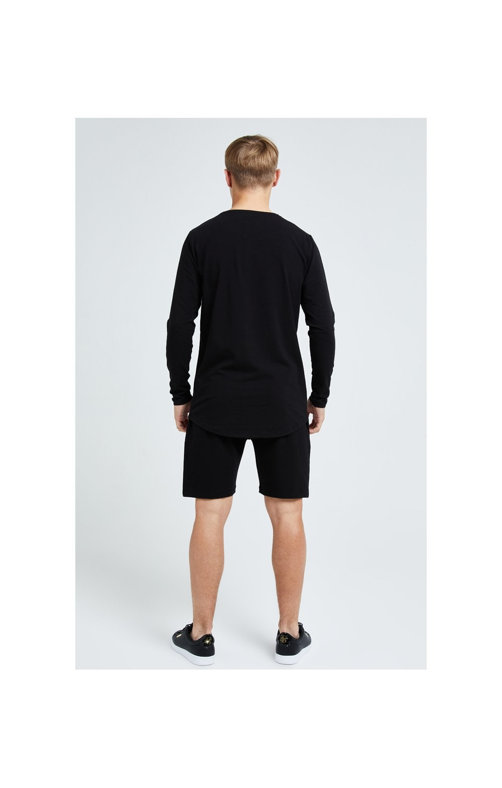 Illusive London L/S Core Tee - Black (5)