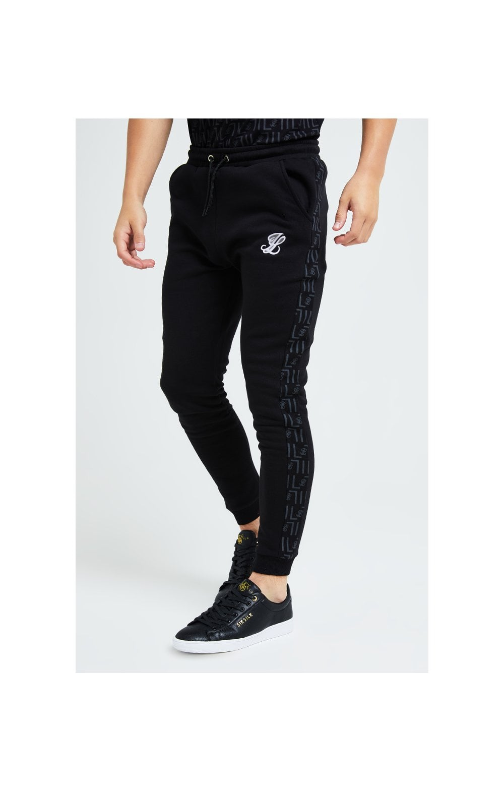 Illusive London Elite Joggers – Black