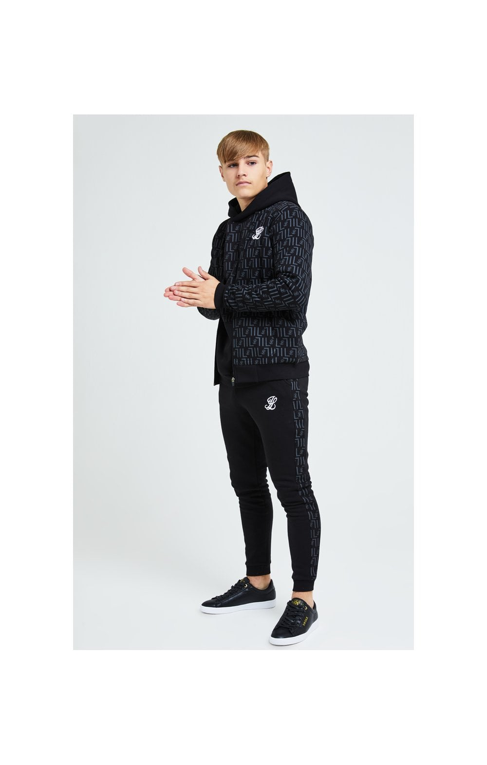 Illusive London Elite Joggers – Black (3)