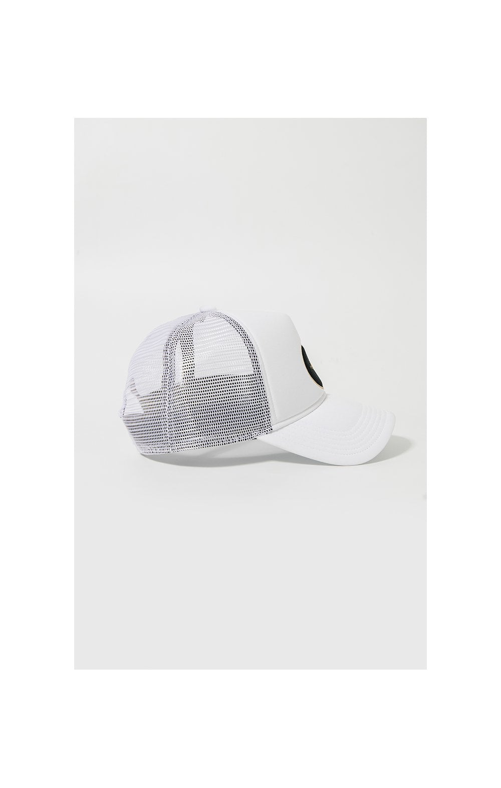 Load image into Gallery viewer, SikSilk Mesh Foam Trucker - White (2)