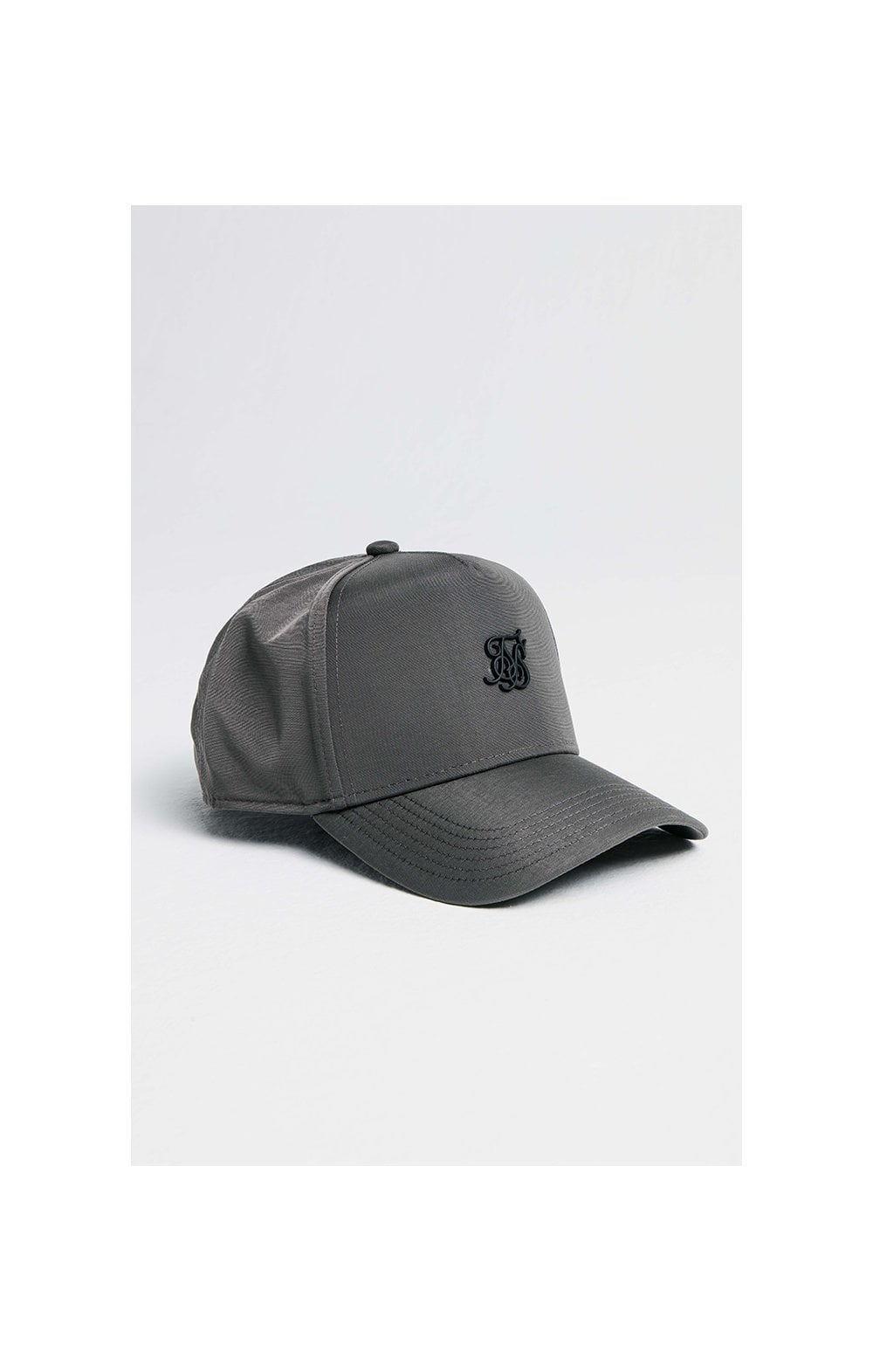 SikSilk Nylon Full Trucker - Grey