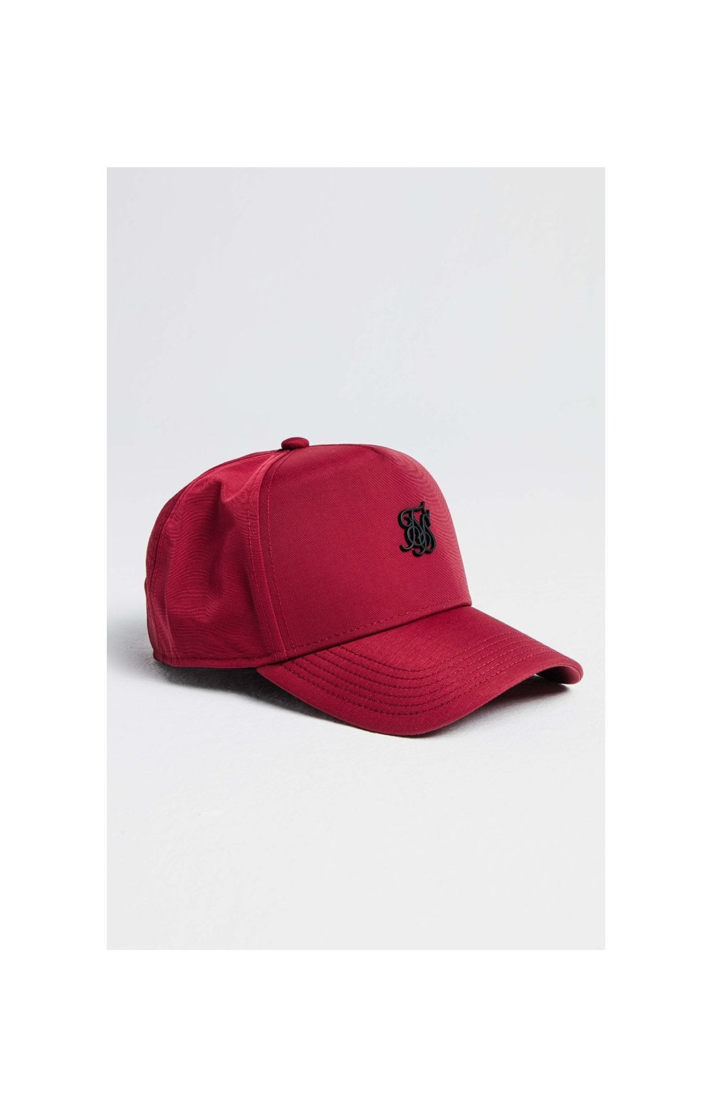 SikSilk Nylon Full Trucker - Red