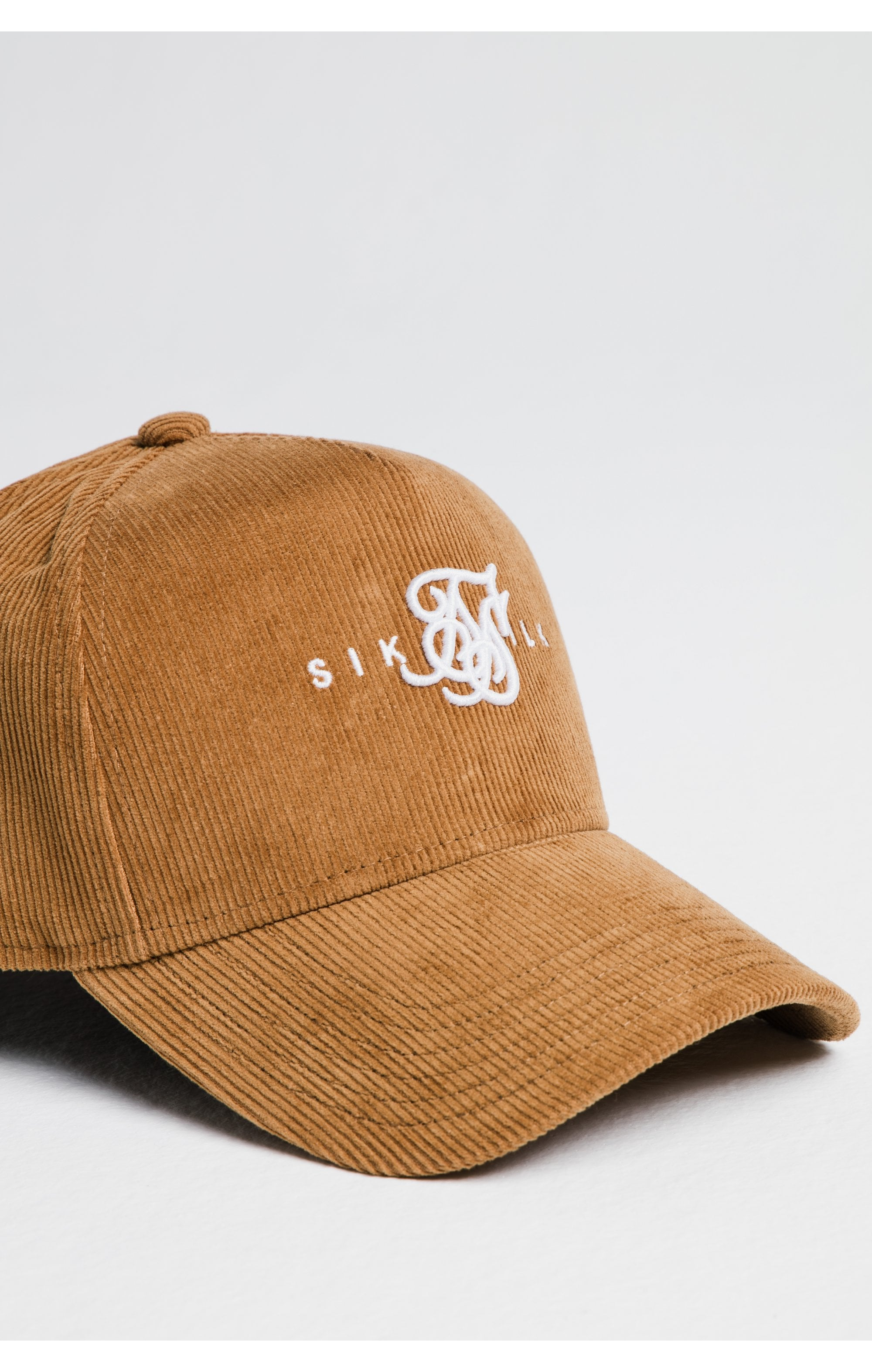 Load image into Gallery viewer, SikSilk Full Cord Trucker - Mustard (1)