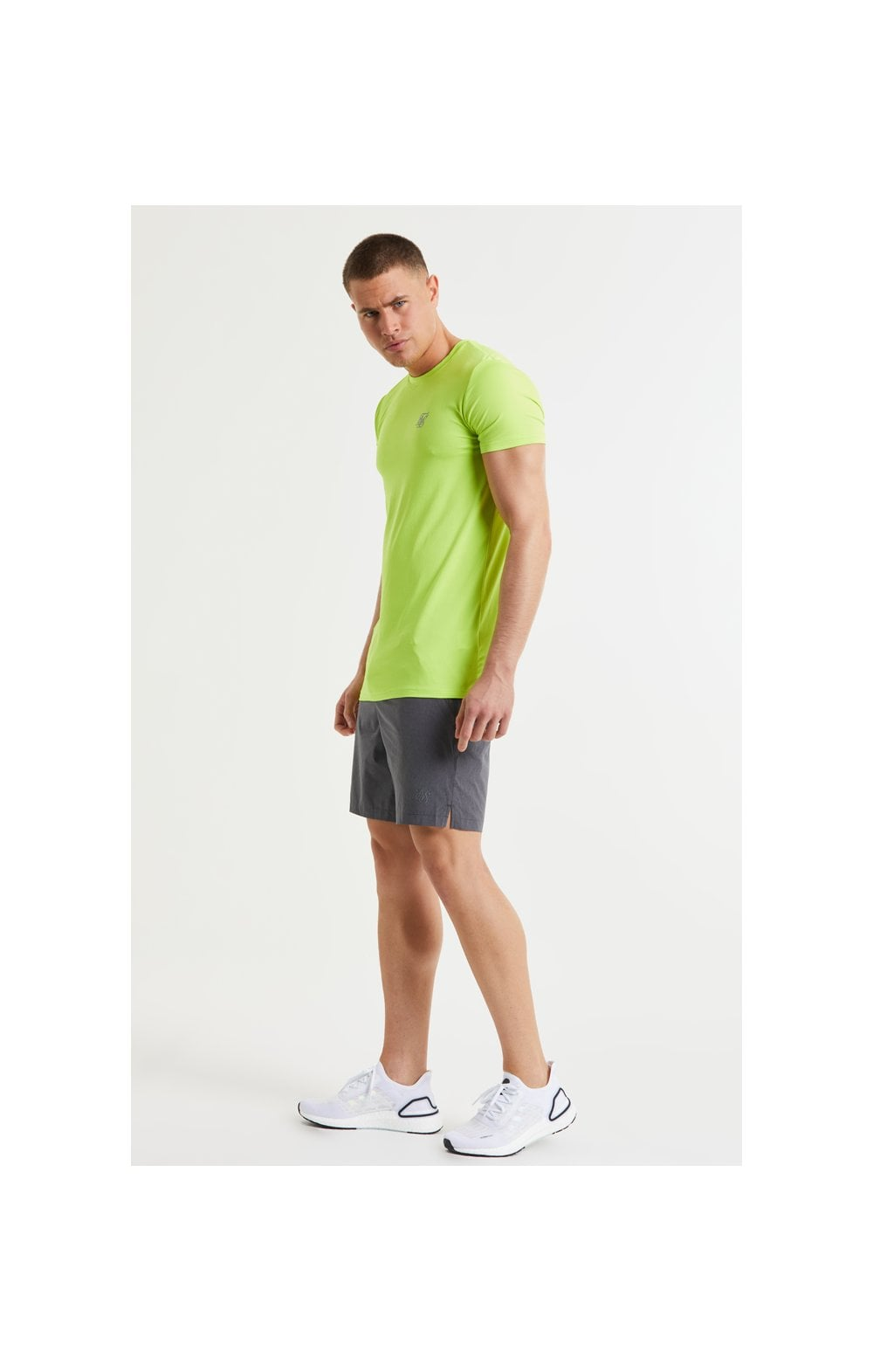 SikSilk Core Poly Tee - Yellow (5)
