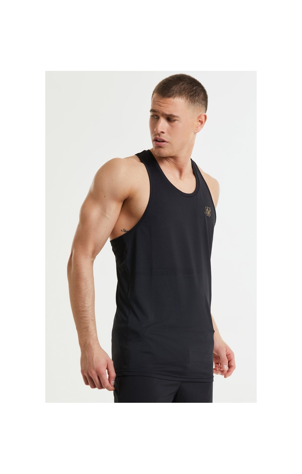 Load image into Gallery viewer, SikSilk Pressure Vest - Black (1)
