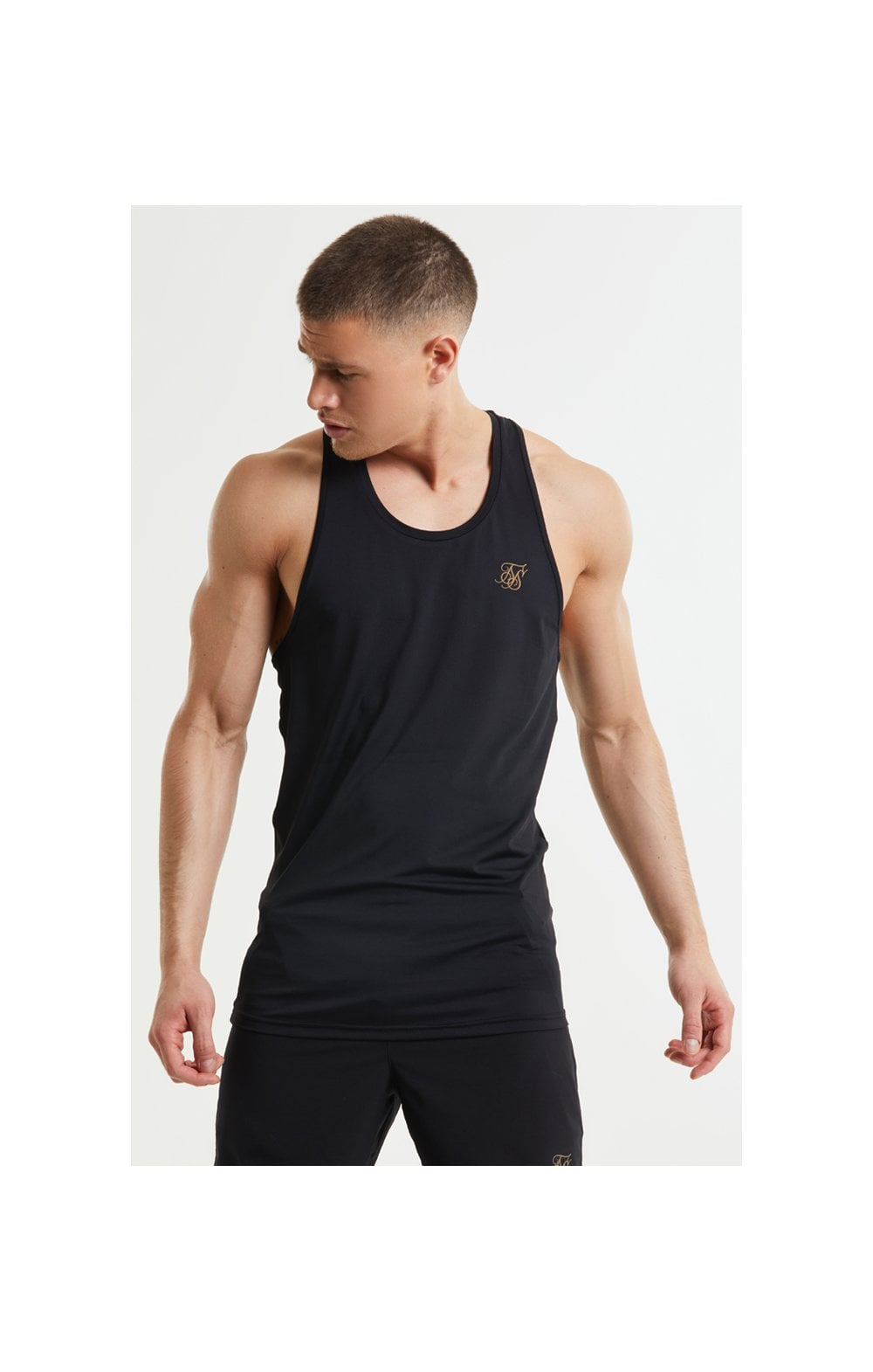 Load image into Gallery viewer, SikSilk Pressure Vest - Black (2)