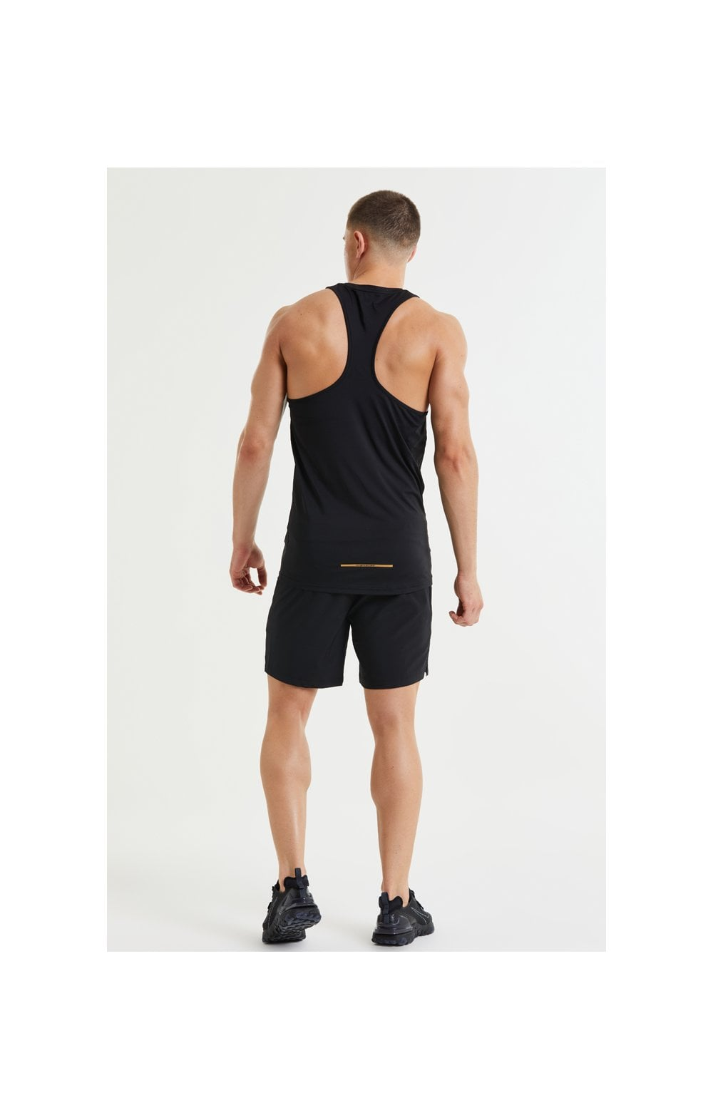 Load image into Gallery viewer, SikSilk Pressure Vest - Black (6)