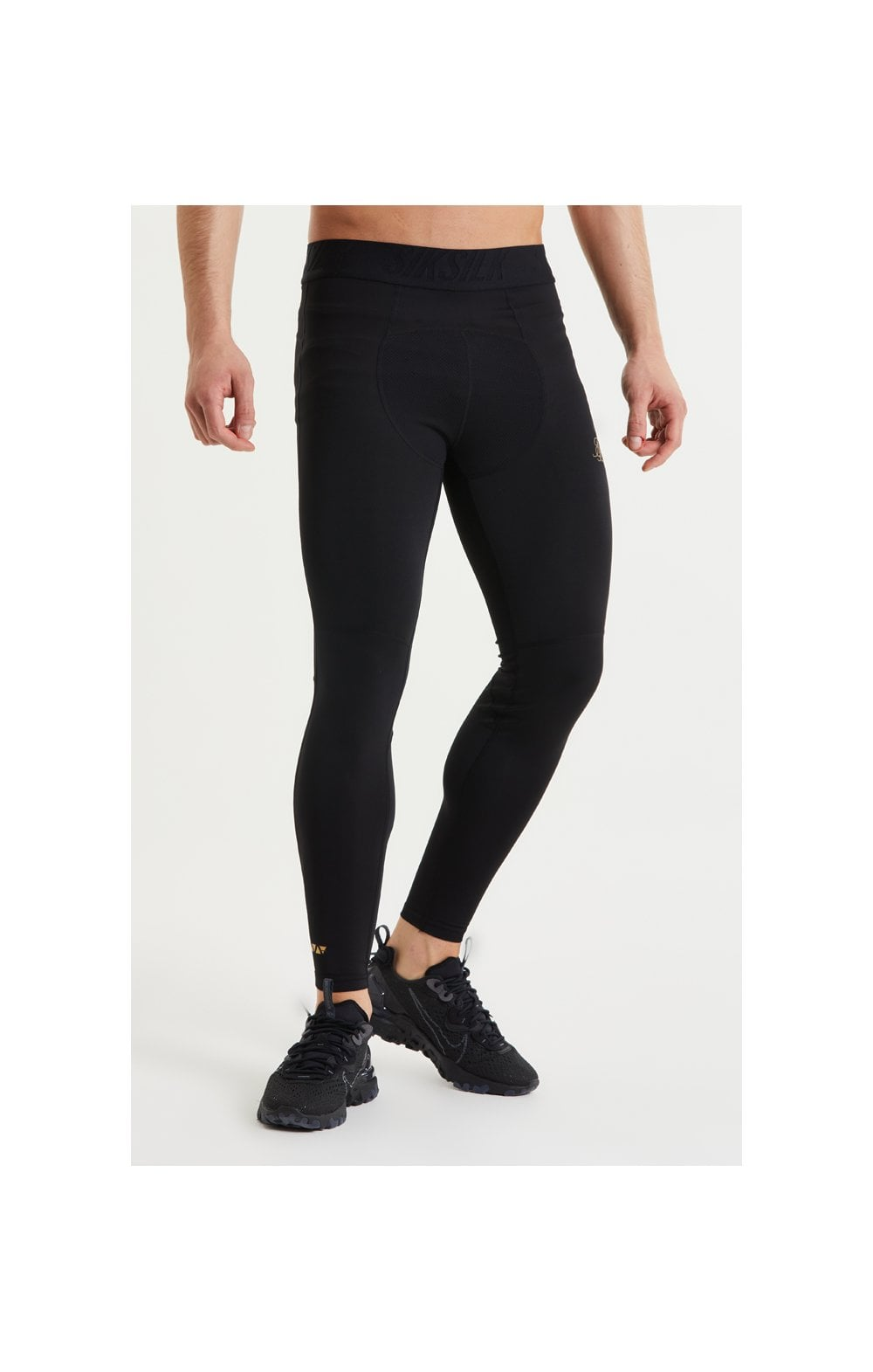 SikSilk Rapid Compression Pants – Black