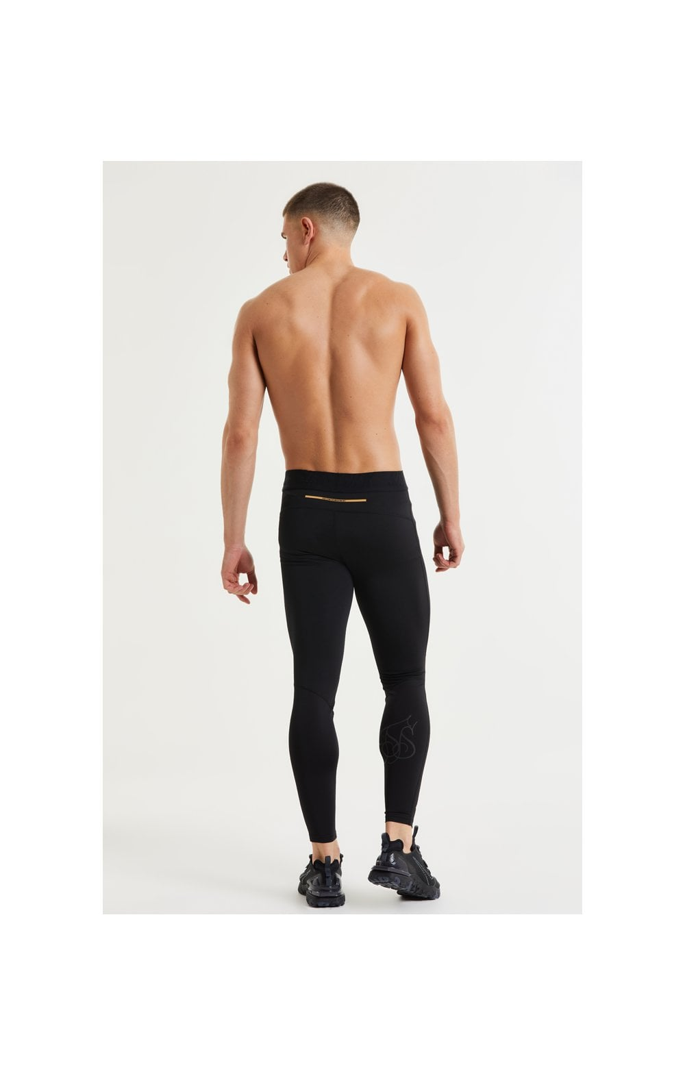 SikSilk Rapid Compression Pants – Black (6)