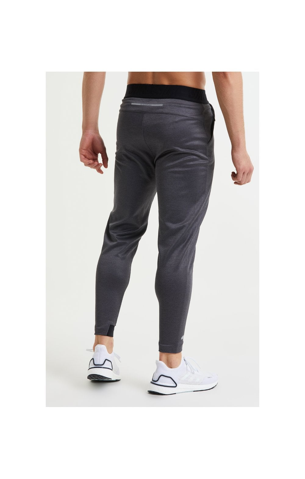 Load image into Gallery viewer, SikSilk Rapid Pants – Charcoal Marl (5)