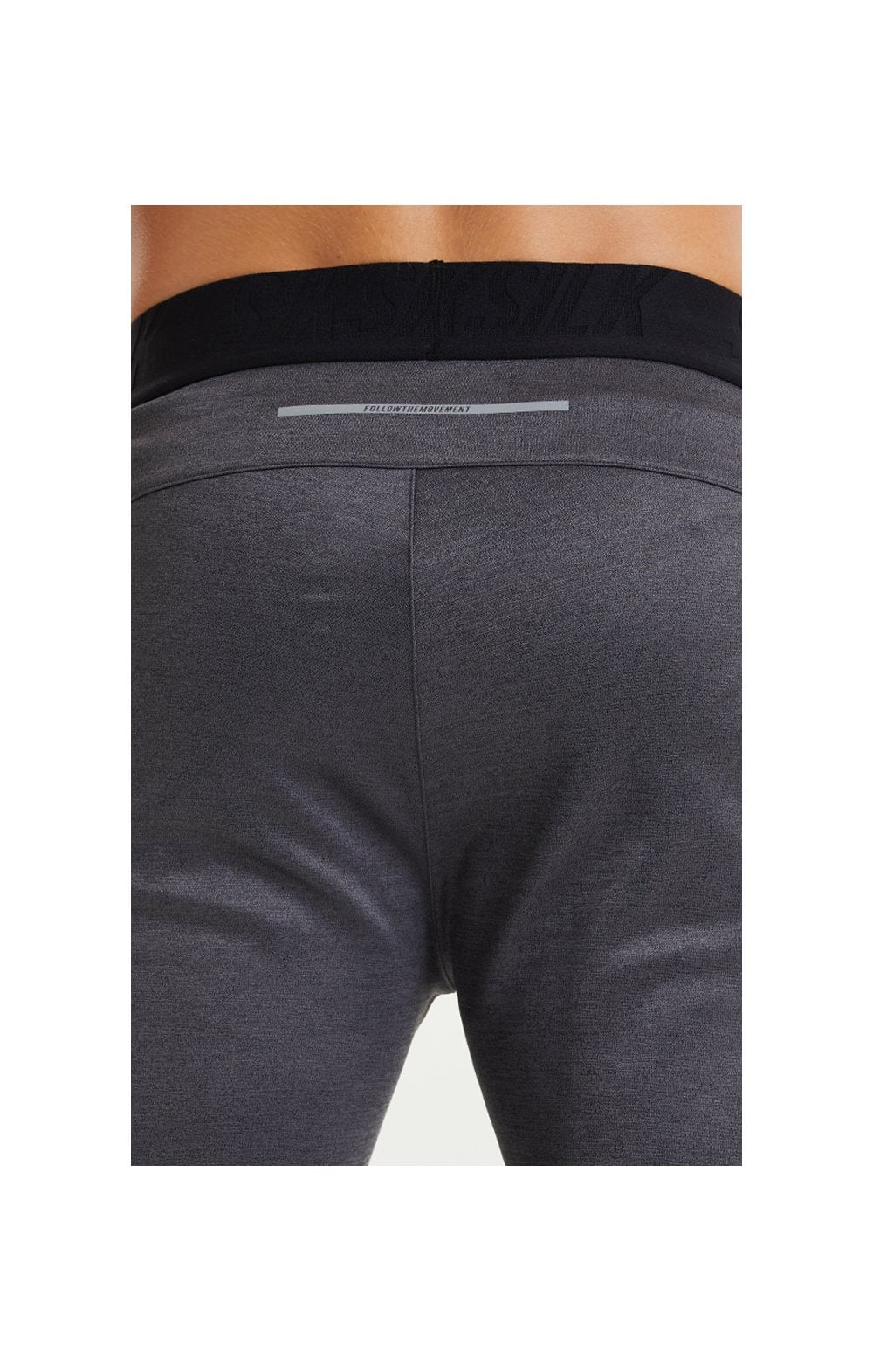 Load image into Gallery viewer, SikSilk Rapid Pants – Charcoal Marl (6)