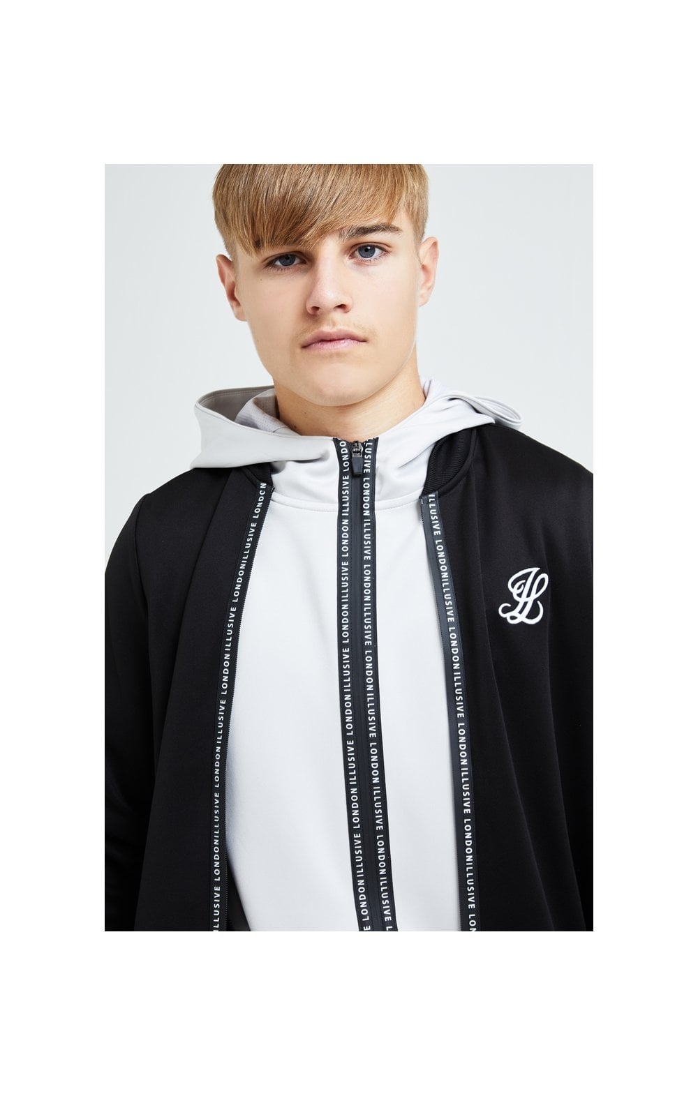 Illusive London Apex Bomber - Black (1)