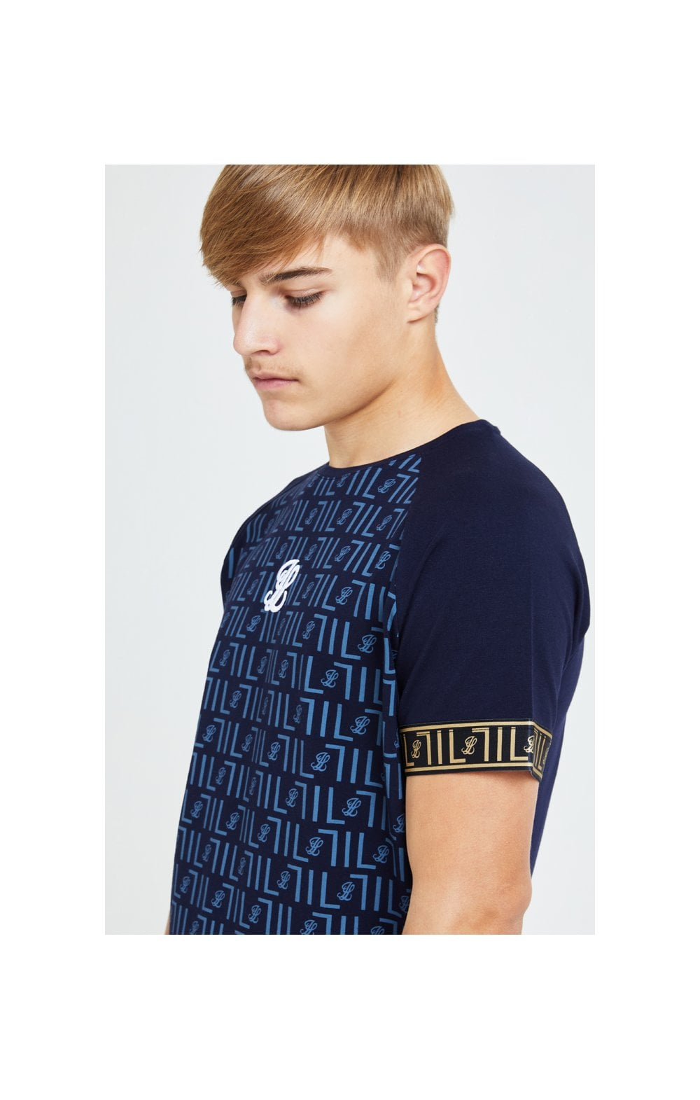 Illusive London Elite Tech Tee - Navy