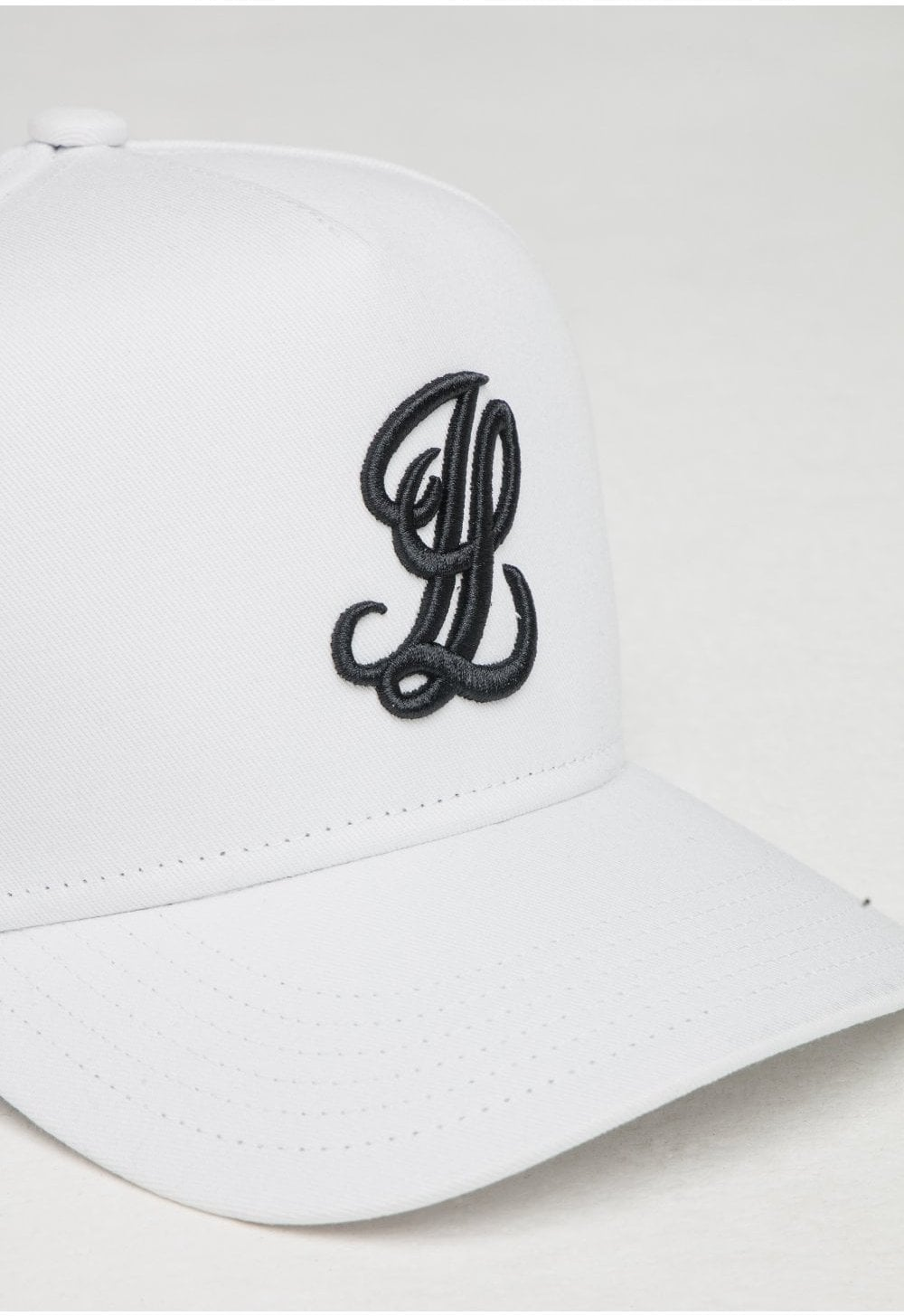 Illusive London Trucker - White