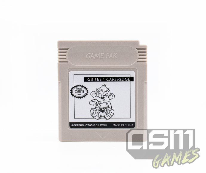 GB Test Cart