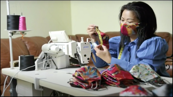 How to Work from Home as a Seamstress | Nathon Kong