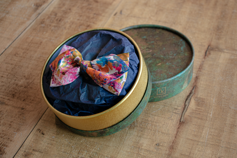 Abstract Pattern Bow Tie | Nathon Kong