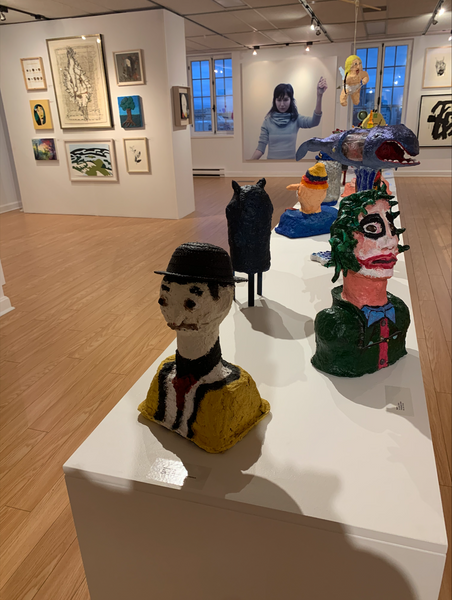 Sculpture Auction in Montreal | Nathon Kong