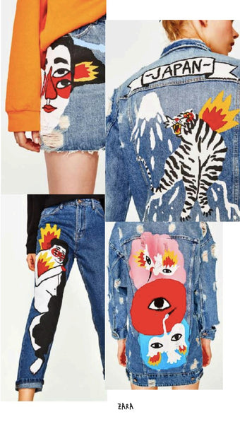 Ricardo Cavolo Artist Collaboration with Zara | Nathon Kong