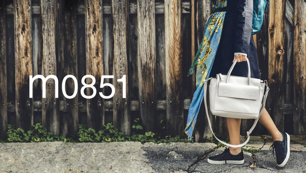 m0851 Leather Bags | Nathon Kong