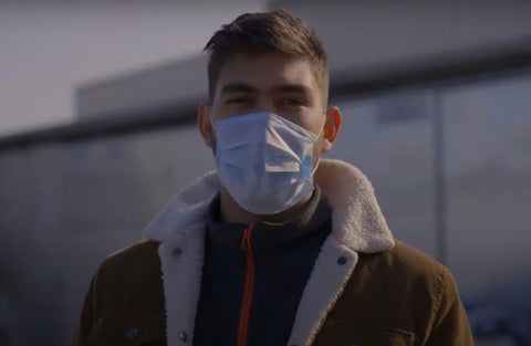 Wearing a Face Mask Protects the Community | Nathon Kong