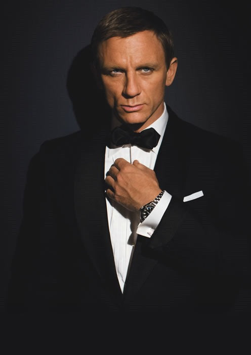 James Bond Noeud papillon smoking pour homme | Nathon Kong