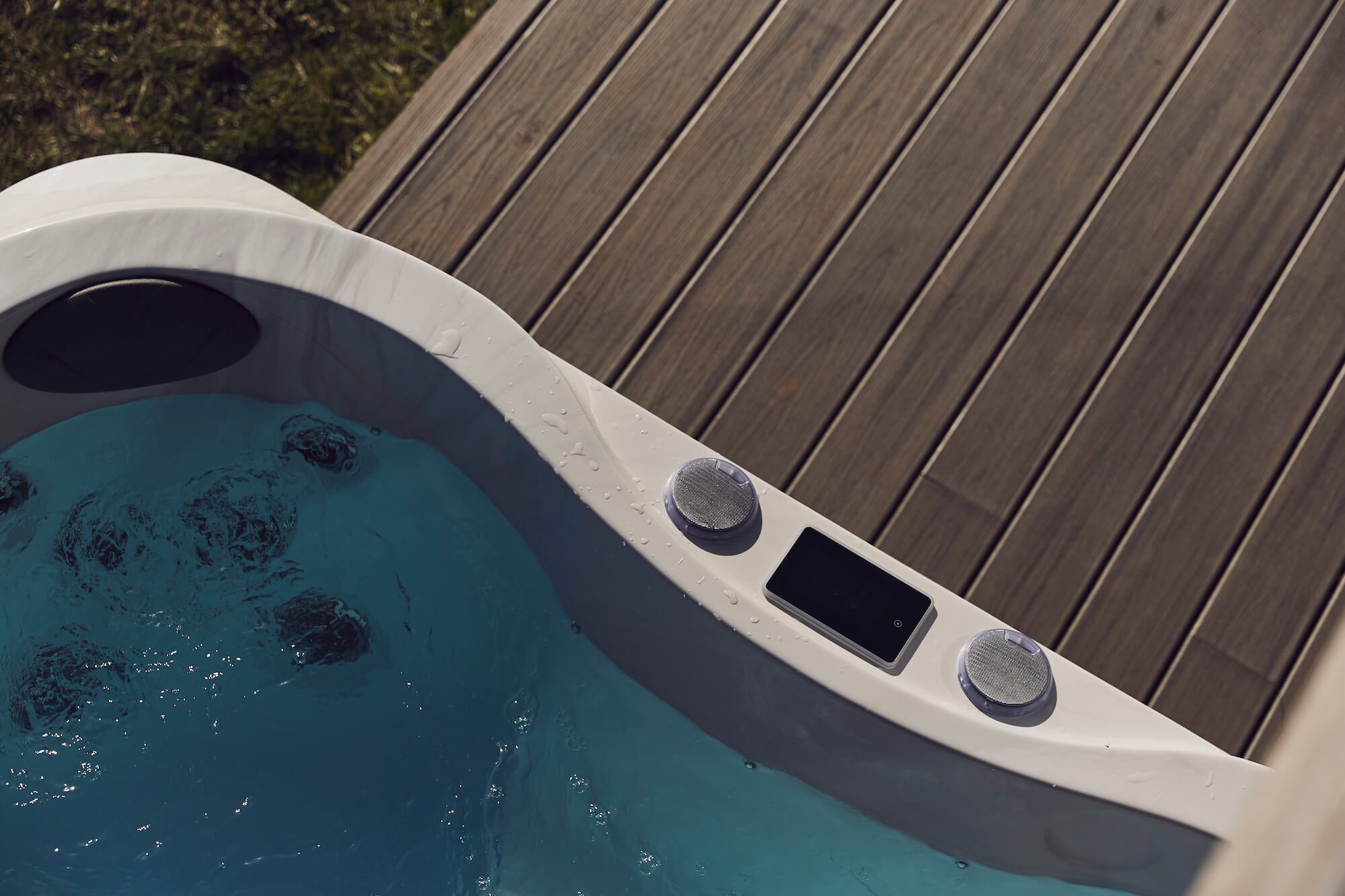 Where to drain hot tub water | Just Hot Tubs
