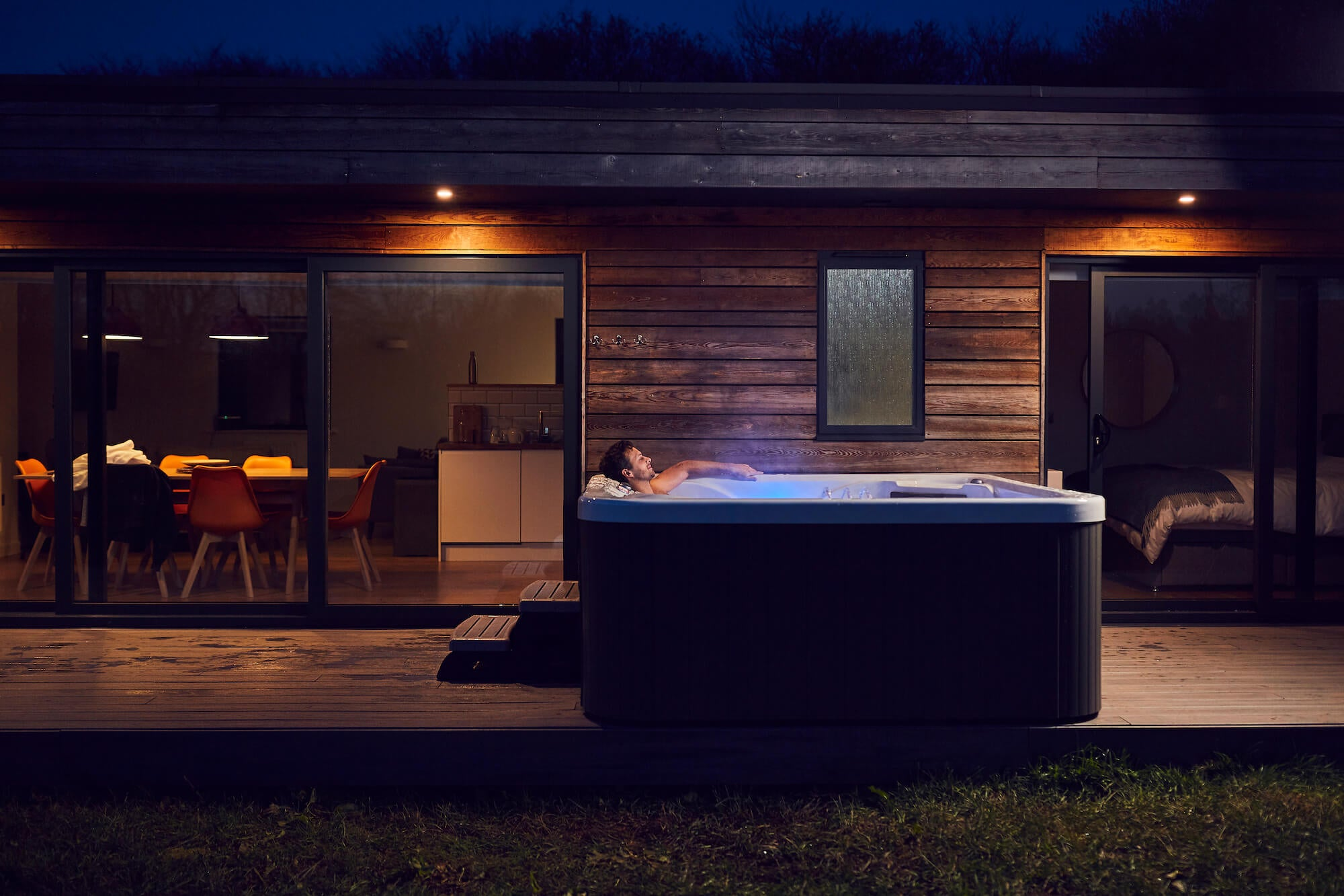 7 hot tub privacy screen ideas